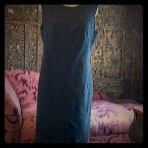 Inc sleeveless shift dress